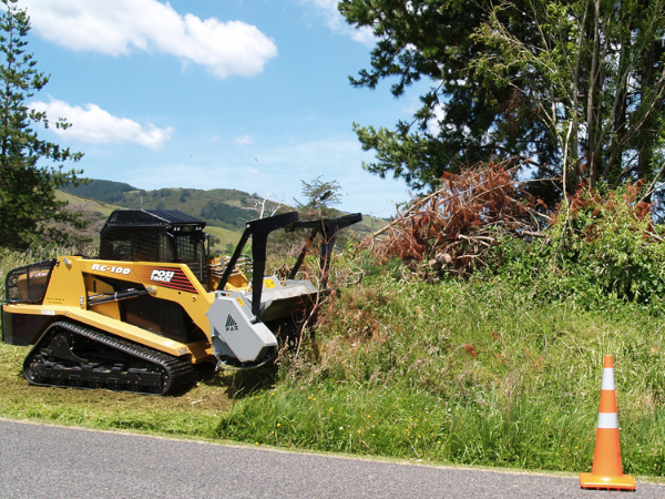 commercial roadside mowing-242